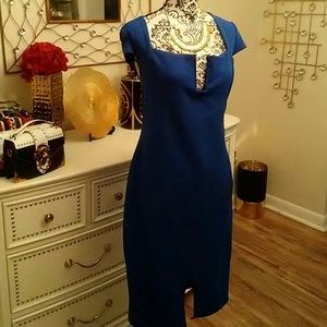 goodtime Dresses - Royal Blue dress